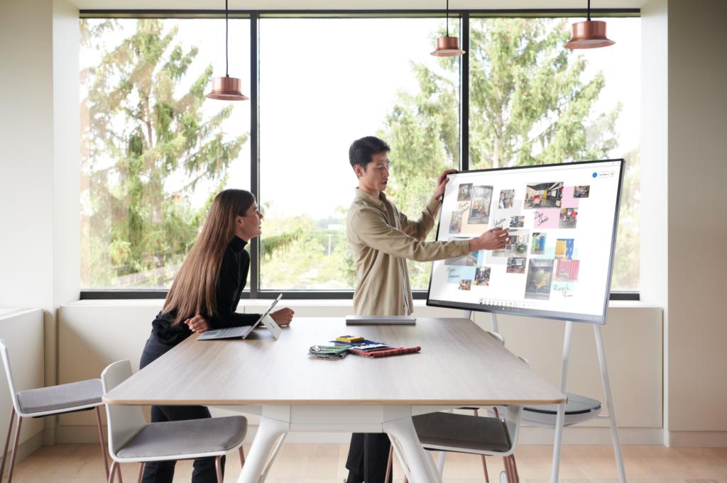 Microsoft Surface Hub 2S jetzt gratis testen